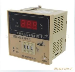 XMTA-2002 数显调节仪 温控仪表 PT100 CU50-XMTA 2002 数显调节图片