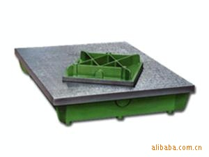 供应300*400铸铁平板、圆平台、各种量具