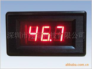 HCP5130AD 3位数显直流电流表 50A 测量大电