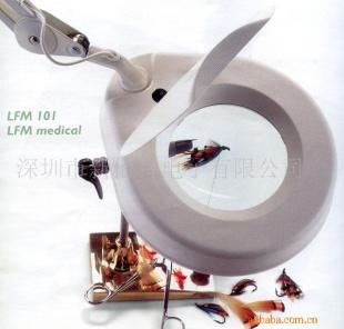 供应luxo圆形放大镜lfm101