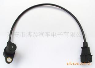 供应桑塔纳2000爆振传感器、节气门传感器、曲轴位置传感器