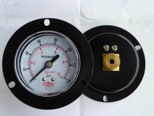 盘型气压表图片