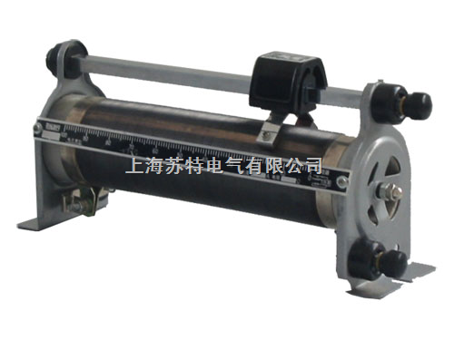 BX7D单管手推式滑线变阻器