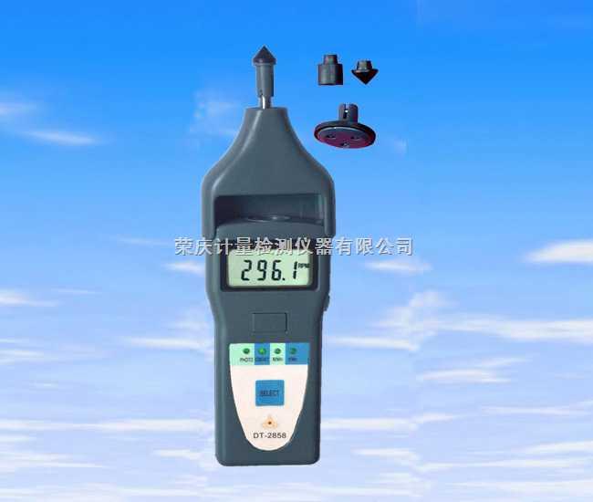 上海 dt-2858/DT-2858 激光/接触转速表/线速度表...