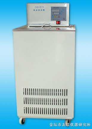 CHD 系列立式高精度低温恒温槽