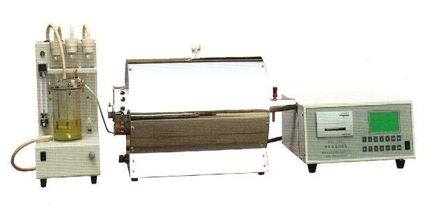 供应微机快速测硫仪卢枫推荐氟氯定硫仪马弗炉批发价销售