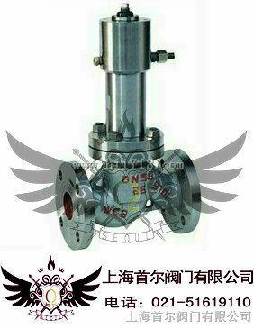 上海液动紧急切断阀-首尔阀门图片