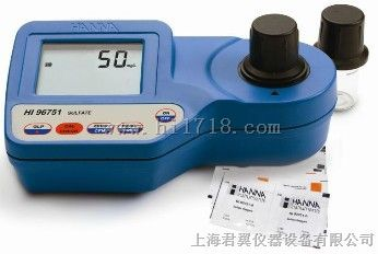 HI96751硫酸鹽測定儀
