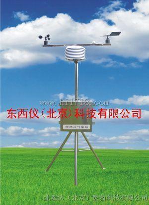 描述:产品简介 便携式气象站采用一体化设计,便于携带,运输及组装