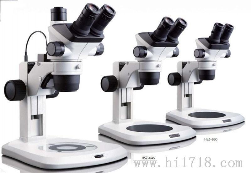HUVITZ显微镜 HSZ-600立体显微镜