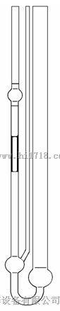 德国肖特  DIN微量乌式管