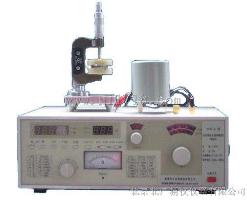 介电常数及介质损耗测试仪