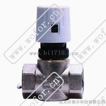 恒温阀也称为直通恒温阀主要用于供热系统散热器控制图片