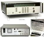 CW微波频率计 HP5351A  500MHz至26.5GHz