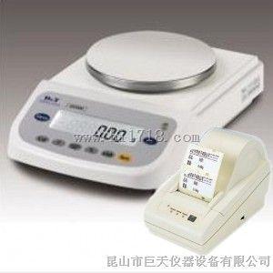 5kg/0.01g不干胶标签打印天平,不干胶热敏打印电子天平