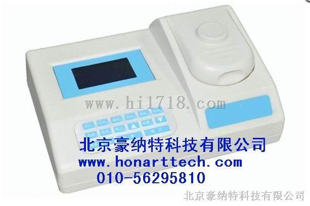 HONART HNT豪纳特智能型水质速测仪、豪纳特智能型单参数水质快速测定仪
