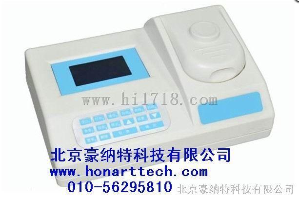 HONART HNTD65 豪纳特台式智能多参数水质分析仪(COD、氨氮、总磷、浊度等65参数)