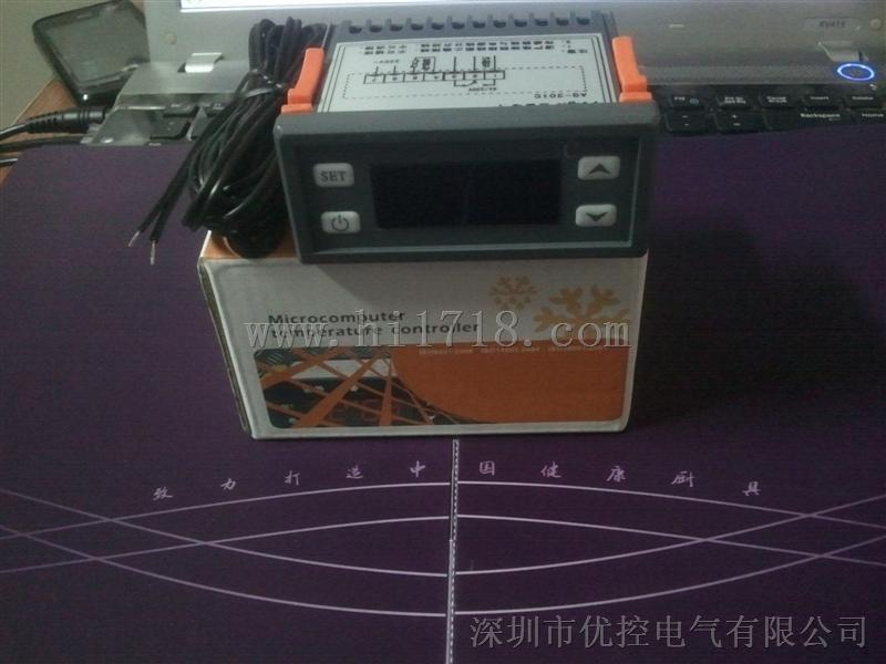 stc-100a微电脑温度控制器
