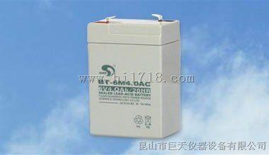 赛特BT-6M4.OAC电池,6V4.0AH/20R蓄电池