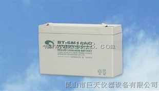 6V12AH/20HR蓄电池,BT-6M12AC电池