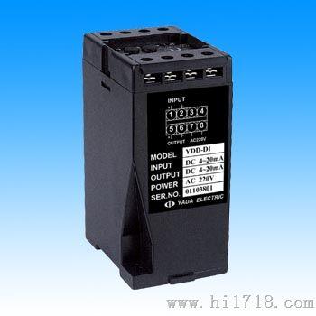 单交流电压变送器 YDD U图片