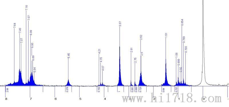 振波谱仪优质供应商90M核磁共振波谱仪价格 