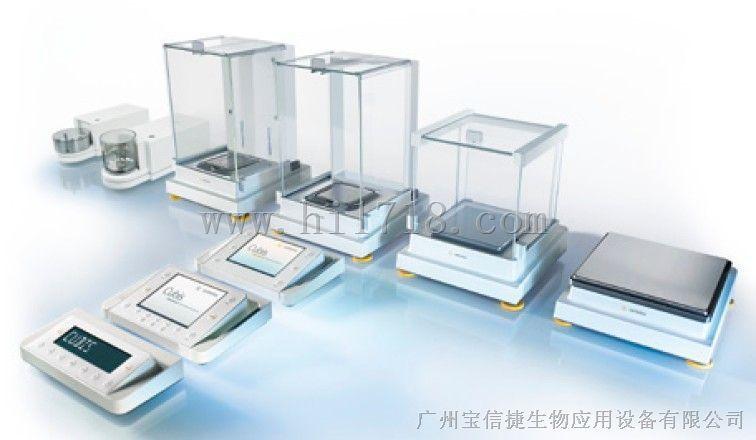 全球第一台全模块化设计的实验室天平-cubis电子天平