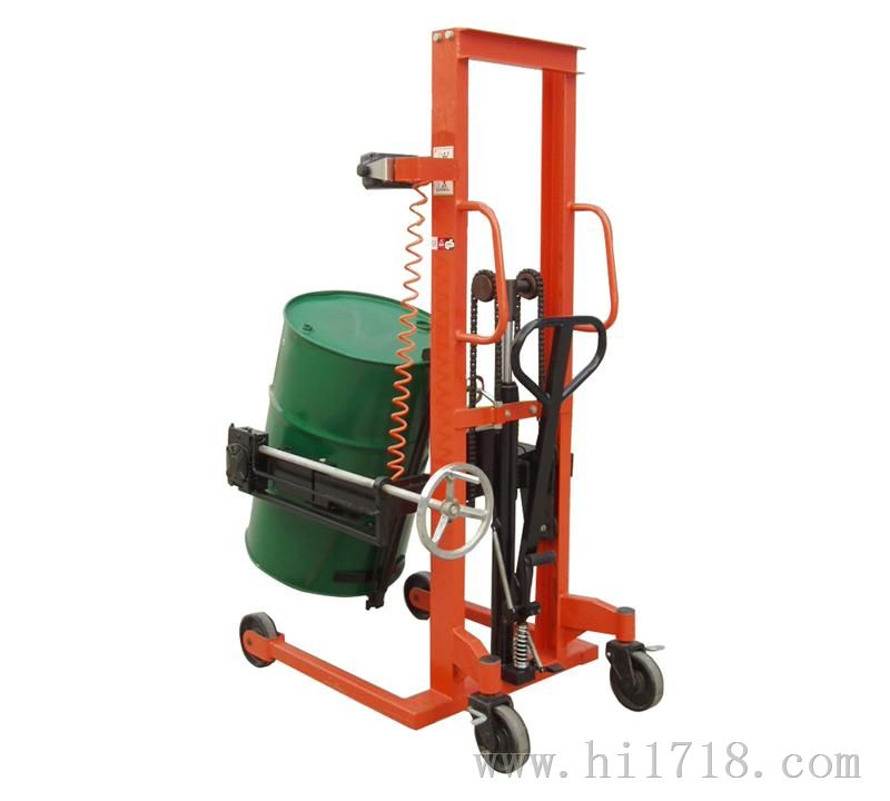 液压油桶搬运秤,油桶车用电子称