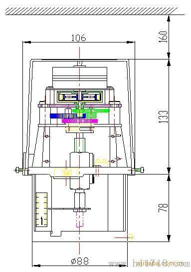a/d 水阀驱动器图片