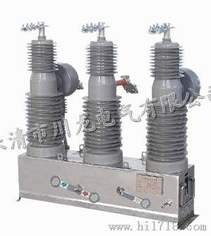 ZW32-24户外柱上高压真空断路器生产厂家