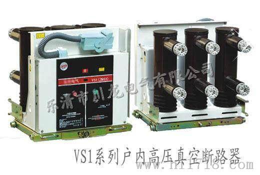 VS1(ZN63)-12 型户内高压真空断路器