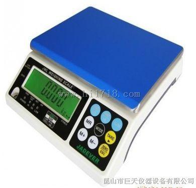 JWE(I)-15K钰恒电子秤,JWE(I)-15KG*1G电子秤