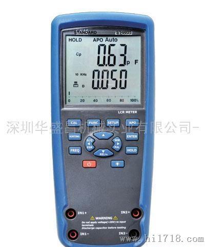 电感电容数字万用表