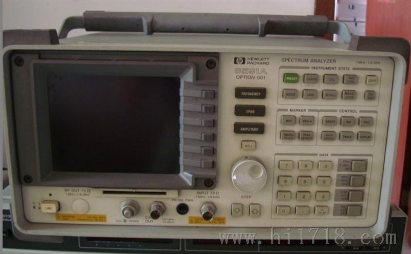 仪器仪表网 供应 电子测量仪器 频谱分析仪 频谱分析仪