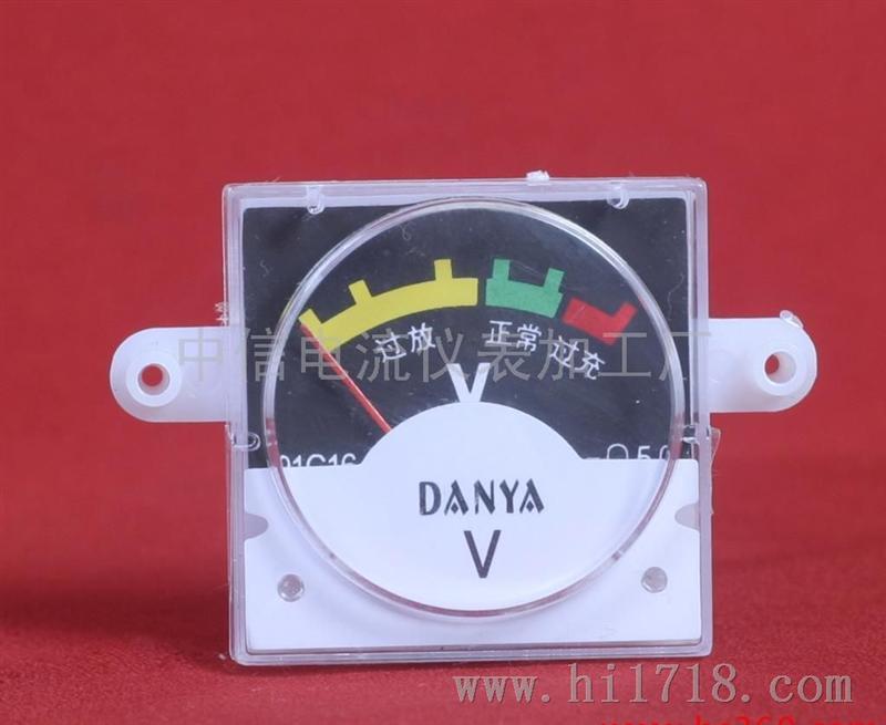 直流电压表,电流表,电瓶表
