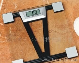 人体 电子/工厂直供高档钢化玻璃人体健康秤体重秤电子体重称电子健康秤