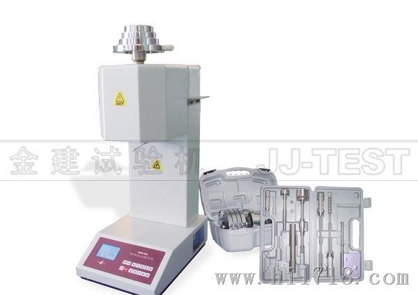熔体流动速率仪 融指仪 熔融指数 金建MFI-121