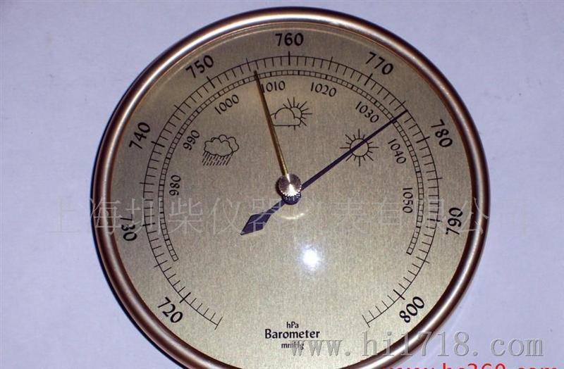 气象仪器 气压表图片