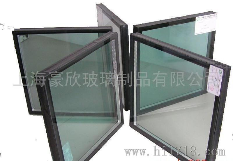 各种厚度的中空玻璃
