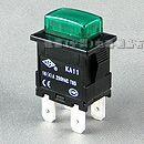供应ka11按钮开关,自锁无锁,头盖颜色可选