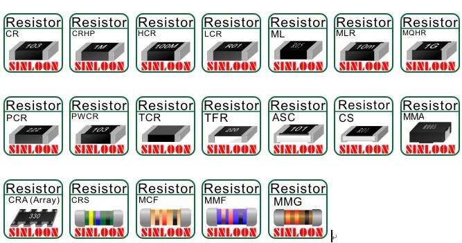 供应贴片电阻,贴片电阻价格,中国专业的贴片电