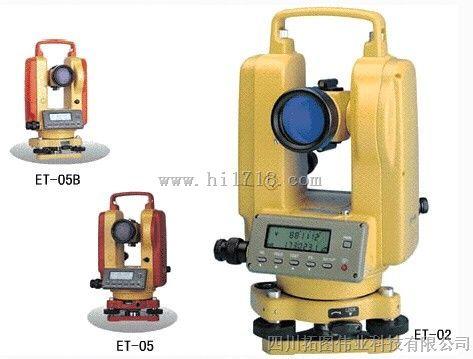 et-05b电子经纬仪
