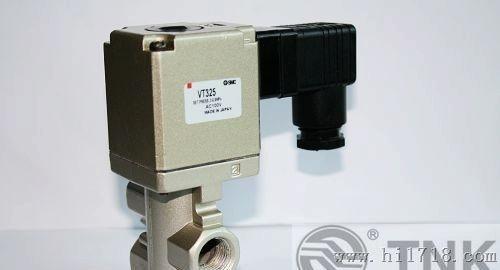 smc型 3通先导式电磁阀vp542图片