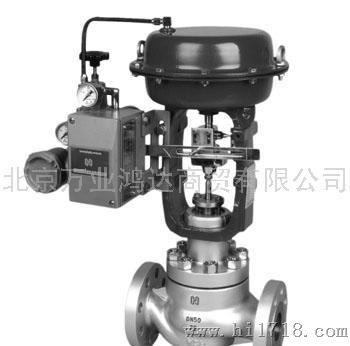 概述 hvts型单座调节阀阀芯采用上导向结构,阀结构