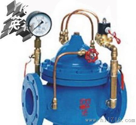 英科牌600x水力电动控制阀图片