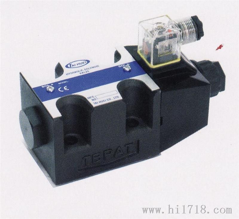 hd-2b*-g03电磁换向阀-台湾台辉图片