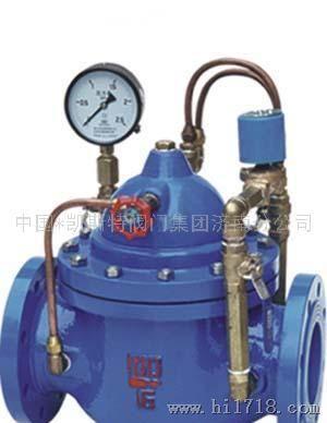 600x型水力电动控制阀图片
