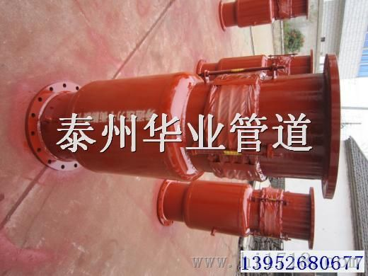 仪器仪表网 密封件 泰州华业管道设备制造有限公司 > 直管压力平衡式
