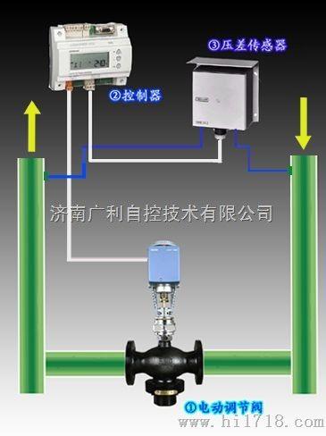其他说明西门子压差平衡阀主要由传感器,控制器,执行器和阀体四部分图片