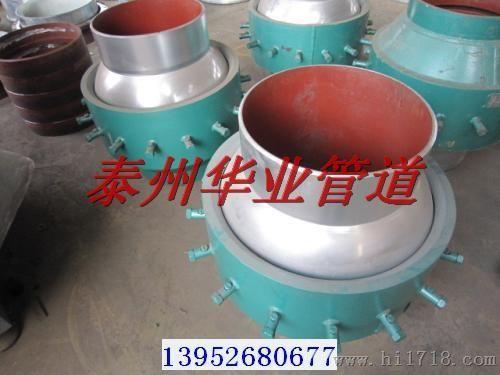 华业三维球形补偿器由两个球形结构元件和一个套筒结构元件所组成.